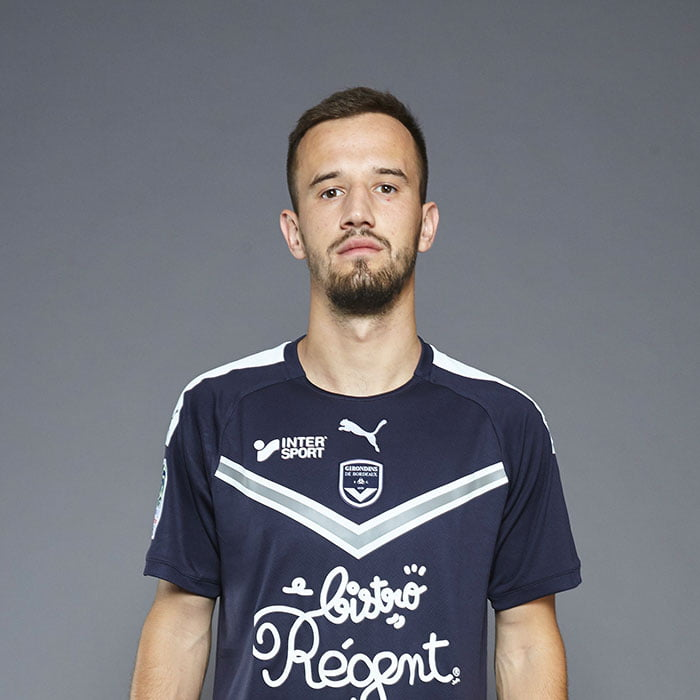Jovanovic - Infirmerie des Girondins
