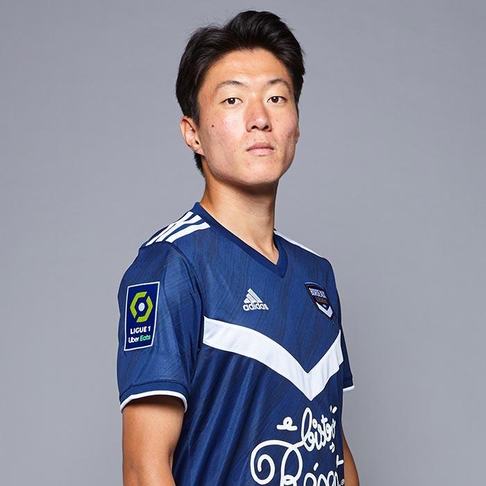 Ui Jo HWANG (BORDEAUX) - Ligue 1 Uber Eats
